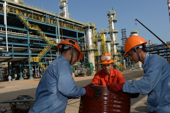 East China's Shandong province is home to a vibrant community of private refiners. Photo: IC Photo