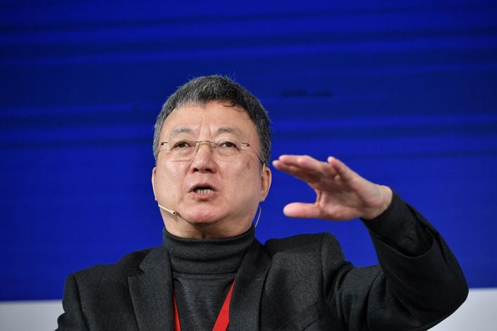 Zhu Min. Photo: IC Photo