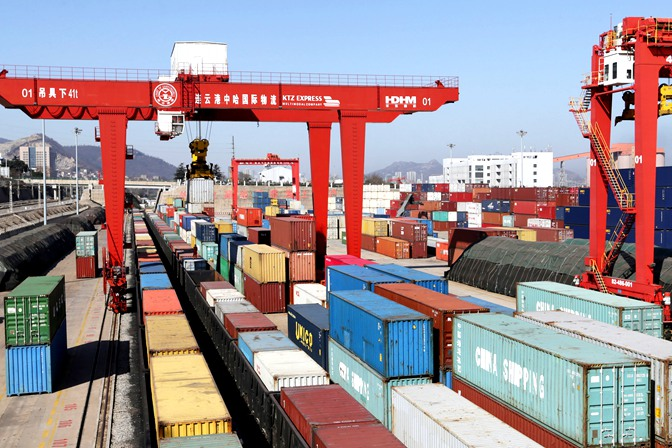 The call to aid exporters highlights the evolving challenge that the sector has been dealing with as the center of the coronavirus outbreak has shifted from China to overseas. Photo: IC Photo