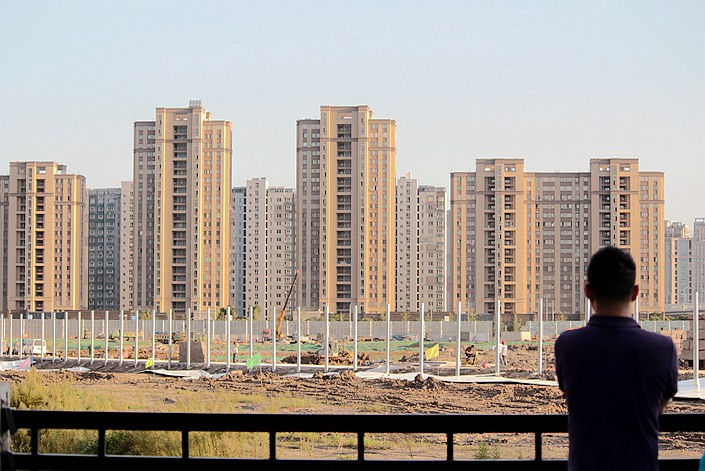 Shenzhen's housing prices have led tier-1 Chinese cities since March. Photo: IC Photo