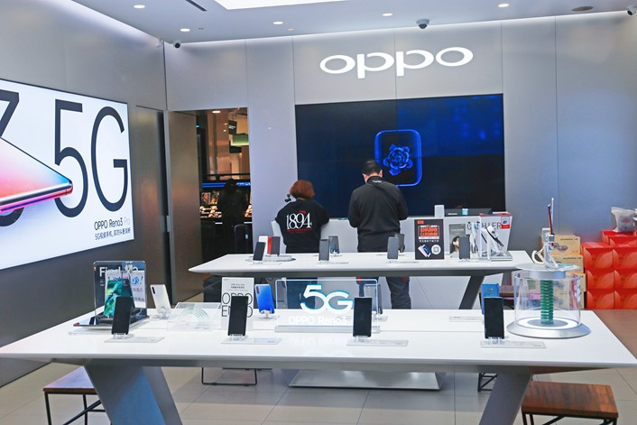 In 2019, Oppo was the third-largest smartphone brand in China with a market share of 17.1%, according to industry data tracker IDC.