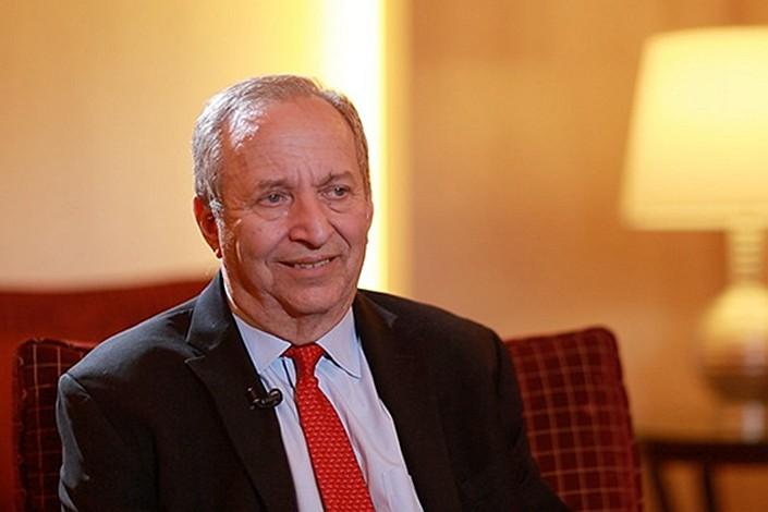 Lawrence Summers, Harvard University professor and former U.S. Treasury Secretary
