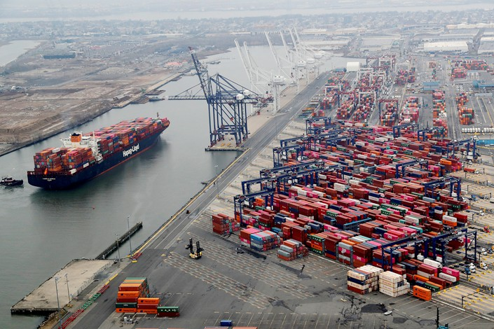 The World Trade Organization estimates that global trade may fall by as much as 32% this year.