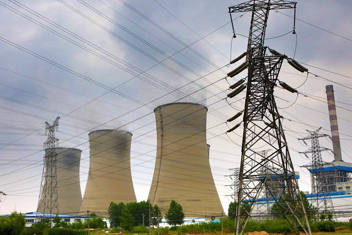 Huaneng power plant in Huai'an city, Jiangsu province on June 21, 2019. Photo: IC Photo