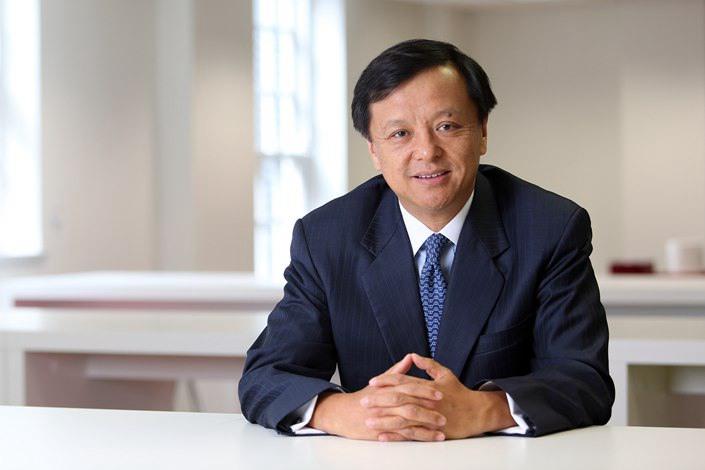 Charles Li, chief executive of Hong Kong Exchanges and Clearing Ltd.