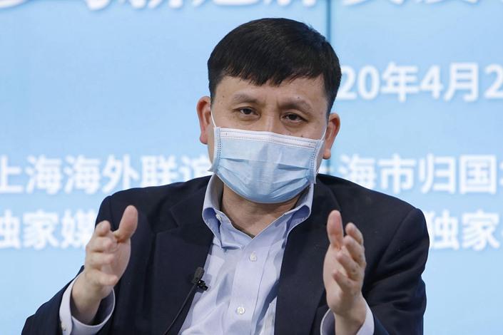 Zhang Wenhong