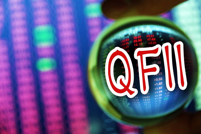 Currently, QFII and RQFII investors are only allowed to invest in stocks, bonds and warrants, fixed-income products in the interbank bond market, securities investment funds and stock index futures.
