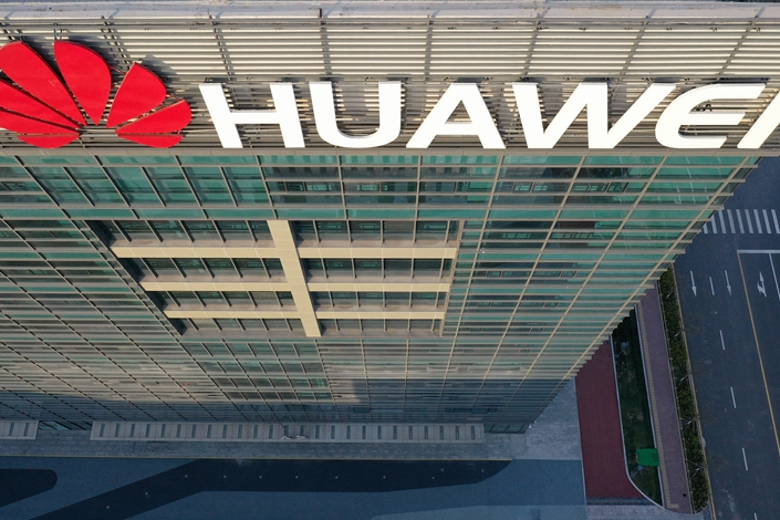 Huawei is seeking to diversify its supply chains and reduce its reliance on U.S. technologies amid increasing sanctions.