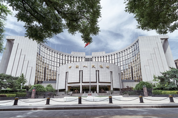 China's banks offered 1.9 trillion yuan of new loans in September, up 48.4% from August.