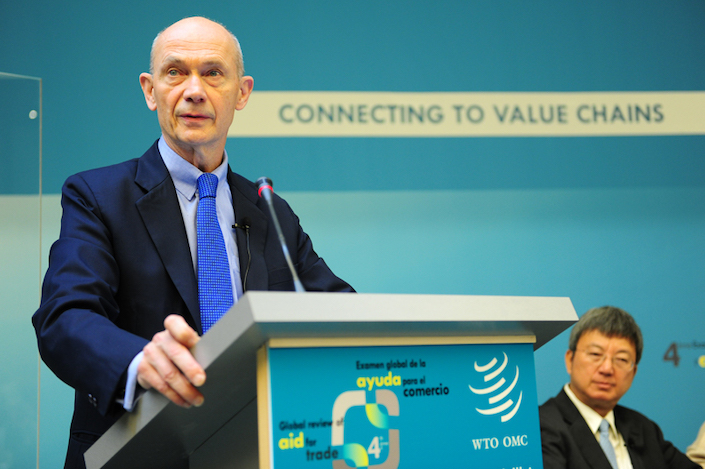 Pascal Lamy, former director-general of the World Trade Organization. Photo: WTO