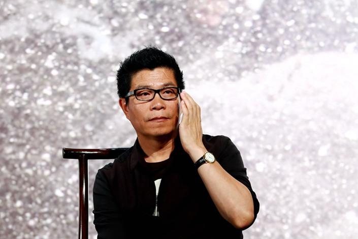 Wang Zhongjun.