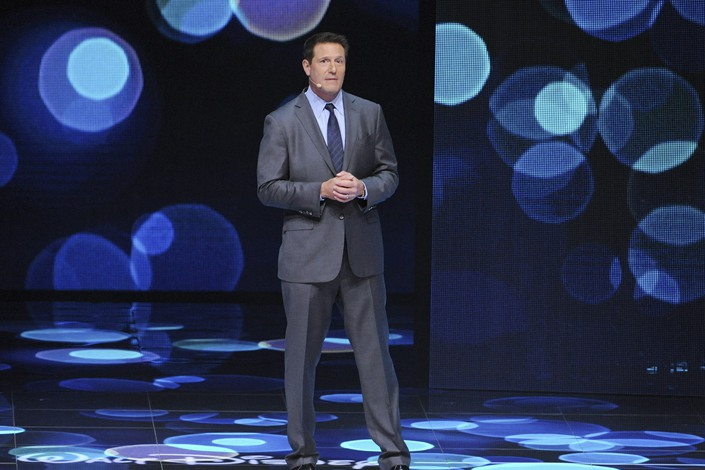 Former Disney Senior Vice President Kevin Mayer