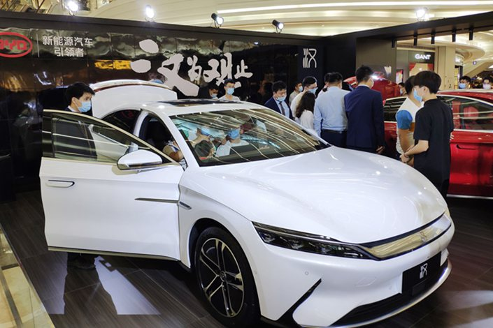 The China Association of Automotive Manufacturers predicts that sales are likely to drop by up to 25% in 2020.