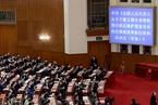 十三届全国人大三次会议表决通过涉港决定