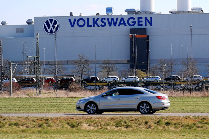 Volkswagen previously said that it aims to deliver 1.5 million new-energy vehicles to Chinese consumers by 2025.