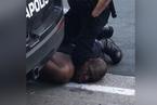 特朗普警告对种族骚乱开枪 CNN记者被捕后已释放