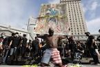 美国种族抗议风潮
