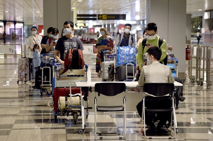 "China and Singapore agreed to exempt certain travellers from mandatory quarantine rules as part of the ""fast lane"" arrangement."