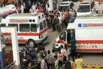 广西梧州一小学门卫砍人 学生及教职工39人受伤
