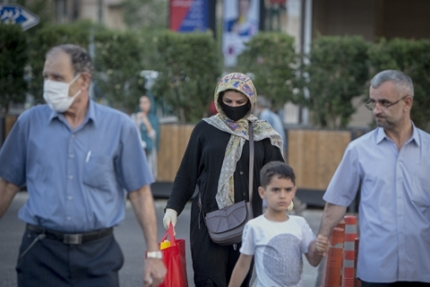 6月4日:伊朗疫情大幅反弹 政府拟重新收紧防控