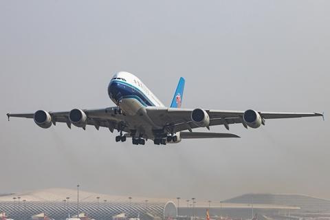 美国对中国航司从禁飞改每周二次运营 美航司争取复航