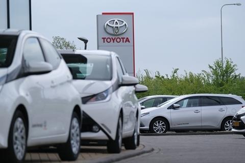 丰田联合五家中国车企 研发商用车氢燃料系统