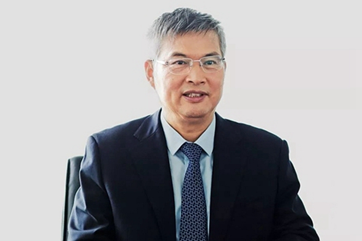 Eswin Technology Chairman Wang Dongsheng.