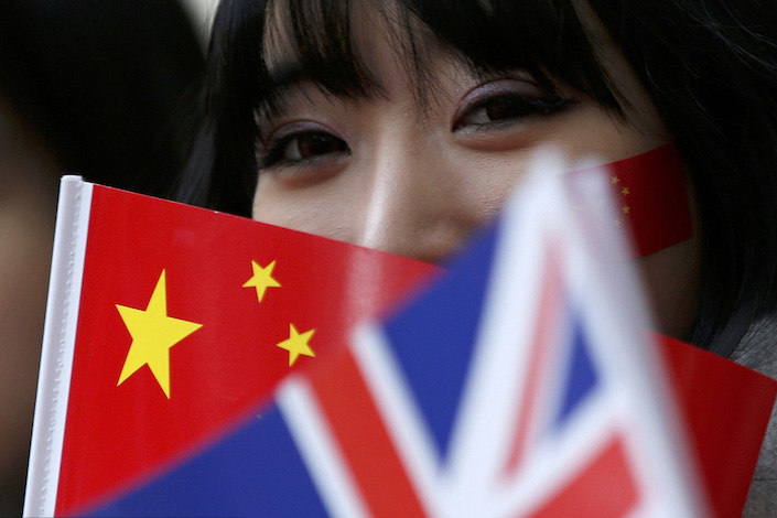 A December survey found that 48% of British companies responded positively to the idea of a U.K.-China FTA in a post-Brexit era.