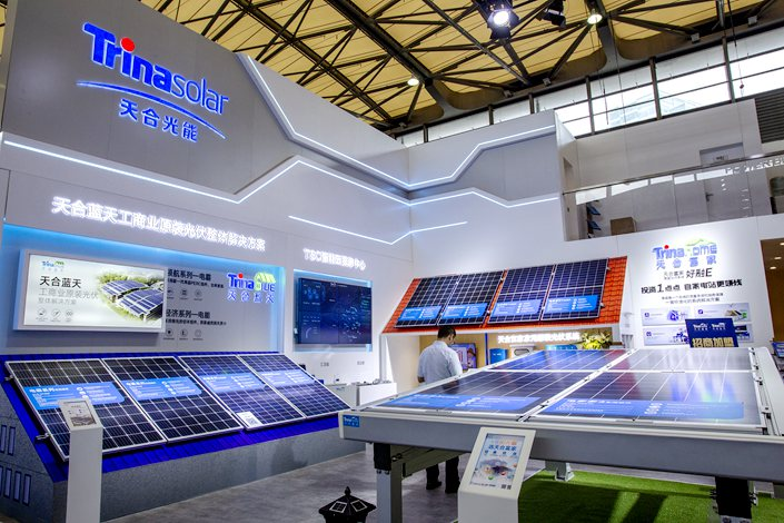In 2019, Trina reported profits of 640 million yuan on revenues of 23.3 billion yuan.