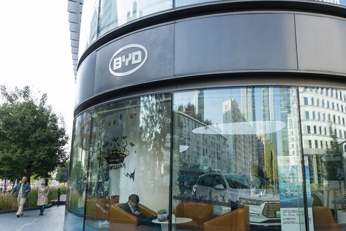 BYD has over the years built up a semiconductor business, with one of the major product offerings being an insulated-gate bipolar transistor (IGBT), which is widely used as an electronic switch in machines and devices including electric cars.