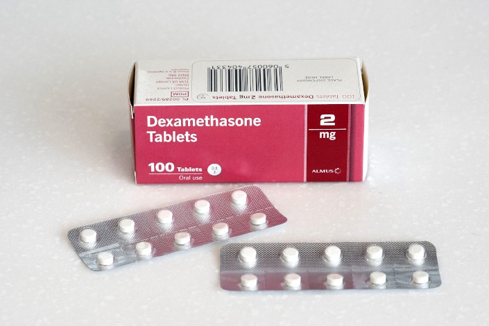 In 1977, dexamethasone was added to the WHO's Model List of Essential Medicines, a list of safe and effective drugs the organization considers vital to a basic health care system.