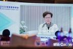 林郑月娥:香港经济再出发 必须重建秩序和信心
