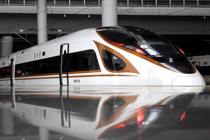 The Shangqiu-Hefei-Hangzhou high-speed rail line passed a milestone on Sunday when it began service on the final 309-kilometer section connecting Hefei, capital of Anhui province, and the city of Huzhou in adjacent Zhejiang province.