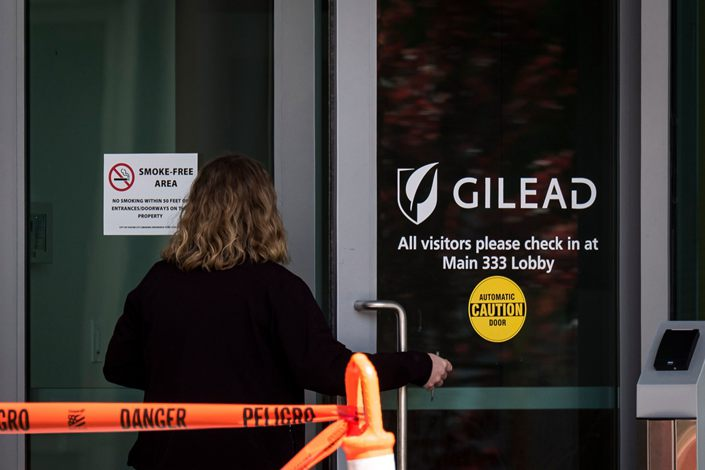 Gilead slaps multi-thousand-dollar price tag on coronavirus treatment remdesivir