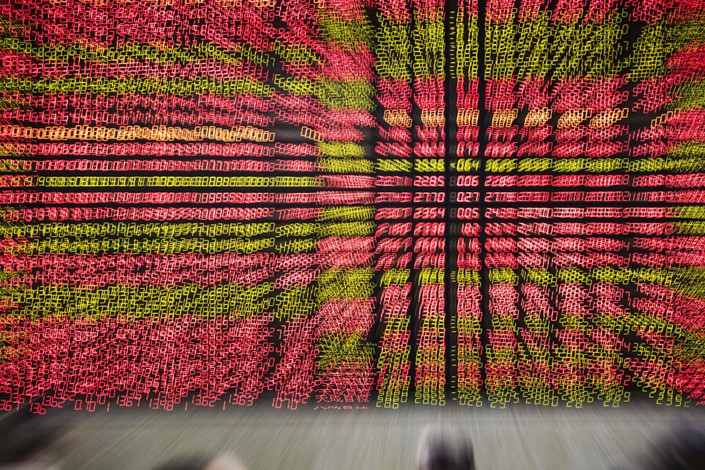 World equities, oil slip, but China rumbles on