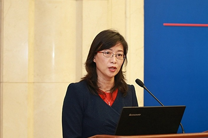 Wang Chunying. Photo: SCIO