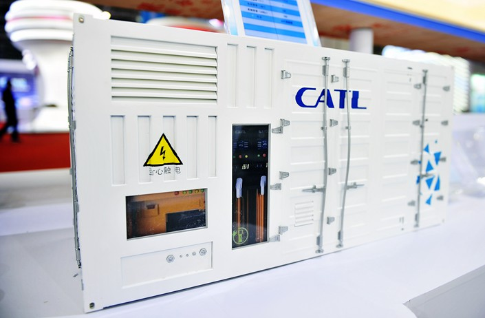 Chinese electric-car battery giant CATL is increasingly facing challenges from foreign rivals including South Korea's LG.