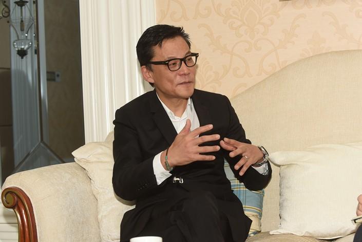 Li Guoqing, co-founder of Dangdang.
