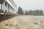 水患日记|安徽22条河湖超保 南方强降雨开始减弱