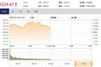 今日午盘:食品饮料领涨 沪指冲高回落涨0.6%