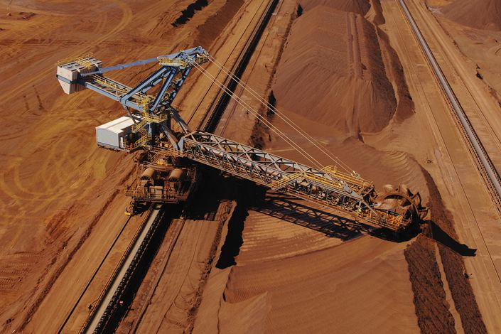 Anglo-Australian metals and mining giant Rio Tinto Group and its Chinese partner Chinalco are making progress on their long-delayed development of an iron ore mine in Guinea.
