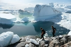 研究:人类活动导致大规模冰川融化的概率大增