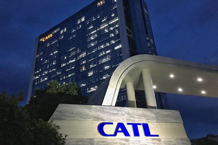 In Depth: CATL Loses Electric-Car Battery Crown as Foreign Firms Muscle In