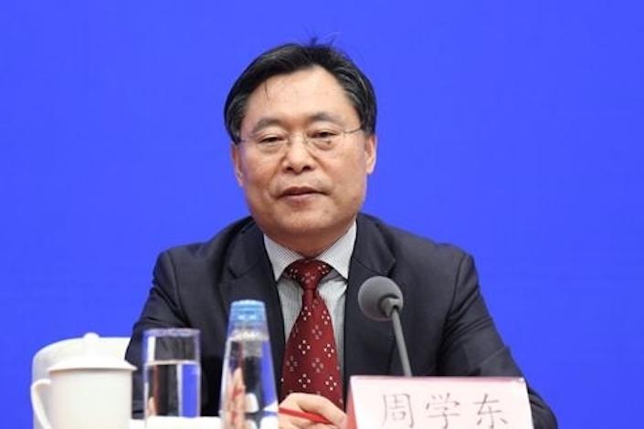 Zhou Xuedong