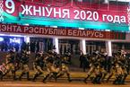 白俄罗斯反对派不认大选结果 民间如何自行估票