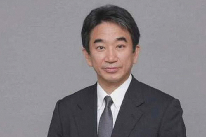 Hideo Tarumi will succeed Yutaka Yokoi as Japan's ambassador to China.