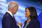 拜登提名非裔女参议员哈里斯为副总统候选人