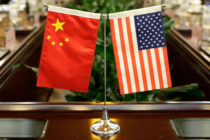 A survey found 86% American companies reported that U.S.-China bilateral trade tensions have affected their business with China.