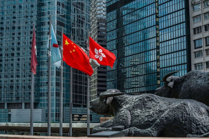 The stock connect is a key source of revenue for the Hong Kong stock exchange.
