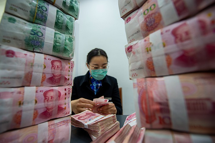 Local governments around China want to bring high-interest, short-term debt onto the books by swapping it for longer-term bonds.